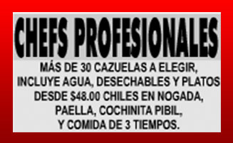 Chefs Profesionales